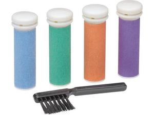 AEG - Pedicure Callus Remover with 4 Exchangeable Rollers (PHE5642) | Dodax.ch