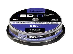 Intenso 5001111 R/W blu-raydisc (BD) | Dodax.at
