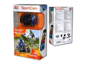 Reekin SportCam Action Camcorder (Orange) | Dodax.at