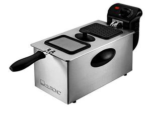 Clatronic - Stainless Steel Deep Fryer, 2000W, 3L (FR 3587) | Dodax.at