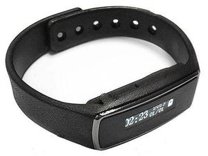 Bluetooth Smart Bracelet/Armband V5 (schwarz) | Dodax.at