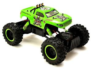 RC Rock Crawler 1:12 Monster Truck Allradantrieb (Grün) | Dodax.at