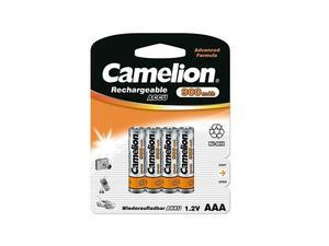 Camelion Rechargeable Batteries (NH-AAA900-BP4) | Dodax.ch