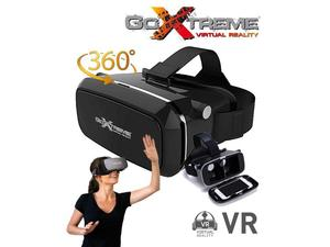 Easypix GoXtreme 360° Panorama VR Brille für Smartphones für Gaming, Fotos, Videos | Dodax.at