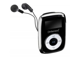 Intenso MP3 Player 8GB - Music Mover (Schwarz) | Dodax.ch