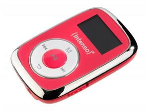 Intenso MP3 Player 8GB - Music Mover (Pink) | Dodax.es
