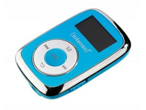 Intenso MP3 Player 8GB - Music Mover (Blau)   Dodax.at