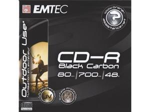 EMTEC CD-R 700MB/80min 48x Speed - 1er Jewel Case | Dodax.ch