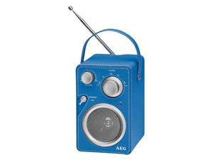 AEG Design Radio MR 4144 Blau | Dodax.ch