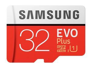 Samsung micro SDHC Card Evo+ 32GB voor €12