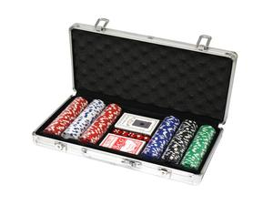 MaKant - 300 Poker Chips mit Alukoffer, 11,5 Gramm, Chips DELUXE (5768) | Dodax.at