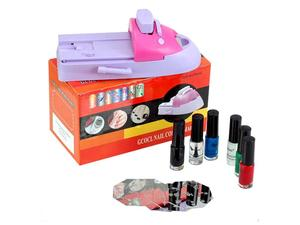 Nagel Farbautomat - Nail Colors Machine | Dodax.ch