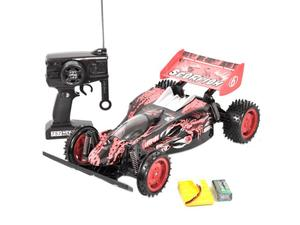 RC Car Buggy Scorpion 1:10 (rot) | Dodax.fr
