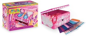 Sticky Mosaics Jewelry Box Schmetterling | Dodax.ch