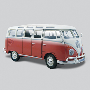 Image of 1:25 Auto Maisto VW Bus Samba