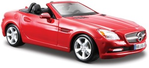 Image of 1:24 Auto Maisto Mercedes Benz SLK 2011