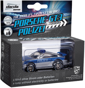 Darda - Toy Car, Police Porsche 911 GT3 (31900620) | Dodax.at