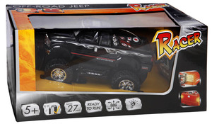 Racer R/C Off Road Jeep, 27 MHz | Dodax.at