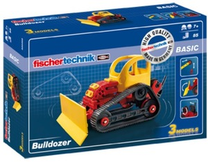 FischerTechnik Bulldozer | Dodax.at