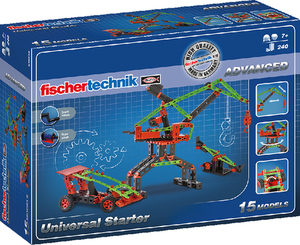 FischerTechnik Advanced Universal Starter | Dodax.at