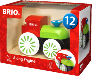 Brio - Pull Along Engine (30240) | Dodax.it
