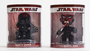 Joy Toy - Star Wars Ultra-Stylized Bobble-Head Sith Lord Figures Assortment (8515) | Dodax.at