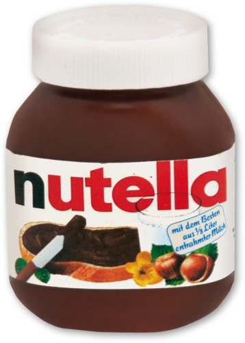 Nutella-Set | Dodax.ca