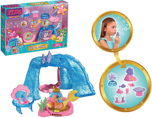 Image of FIL Mermaid Superglitter Spielplatz-Set