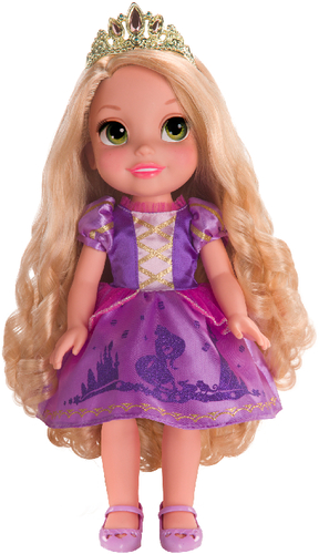 DP Puppe Rapunzel, ca. 35cm | Dodax.co.uk