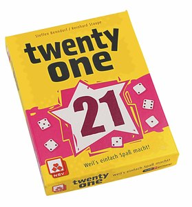 Twenty One (Spiel) | Dodax.at