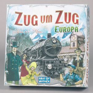Image of Days of Wonder - Zug um Zug Europa (200098)