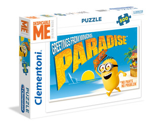 Image of Pz. MIN Greetings from Paradise 500T