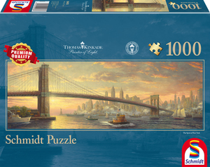 Brooklyn Bridge, New York (Puzzle) | Dodax.fr