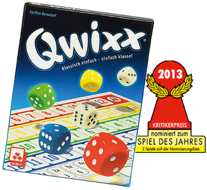 Qwixx (Spiel) | Dodax.co.uk