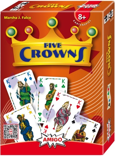 Five Crowns (Kartenspiel) | Dodax.co.uk