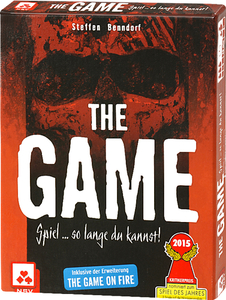 The Game (Kartenspiel) | Dodax.at