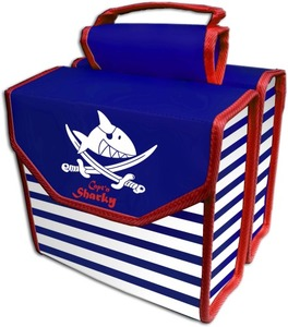 Image of KS Radtasche Capt´n Sharky