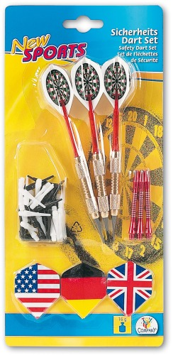 NSP Safety Dart-Set, 16g, W125xH270mm | Dodax.ch