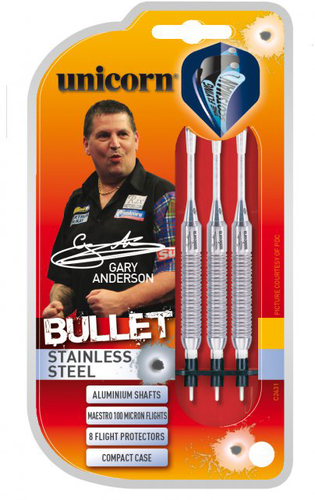 UnicornBullet Gary Anderson SoftDart 18g | Dodax.at