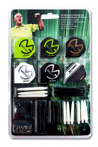 Michael van Gerwen Dart Accessory Kit | Dodax.ch
