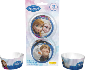 Dekoback - Frozen Cupcake Forms, 50 pieces | Dodax.at