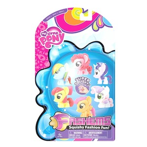 MLP Fashems My Little Pony 6er Pack | Dodax.es