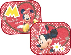 Kaufmann Neuheiten - Minnie Mouse Sunscreen, 2 Pieces | Dodax.ch
