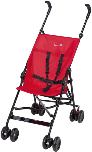 Safety 1st Peps Buggy Plain Red | Dodax.ch