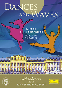 Schönbrunn Summer Night Concert 2012: Dances and Waves [DVD] | Dodax.pl