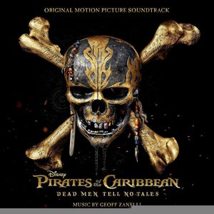 Pirates Of The Caribbean. Fluch der Karibik - Salazars Rache. Vol.5, 1 Audio-CD (Soundtrack) | Dodax.de