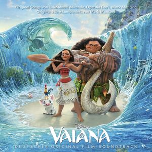 VAIANA - DEUTSCHER ORIGINAL FILM-SOUNDTRACK | Dodax.es