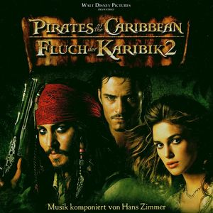 Pirates of the Caribbean: Dead Man's Chest [Original Motion Picture Soundtrack] | Dodax.fr
