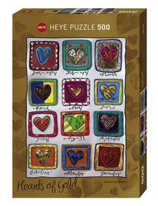 Year of Love Puzzle | Dodax.ca