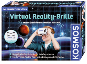Virtual Reality-Brille (Experimentierkasten) | Dodax.ch